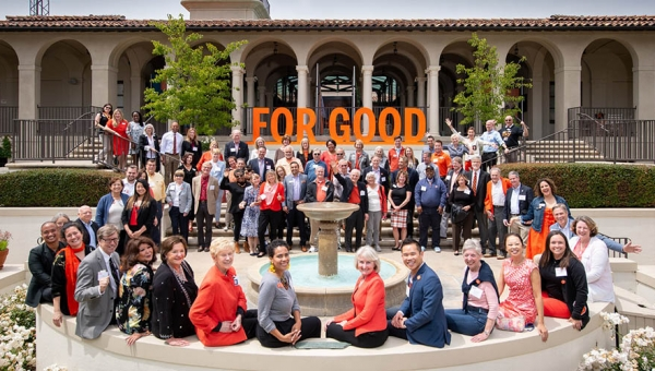 Oxy Campaign For Good launch