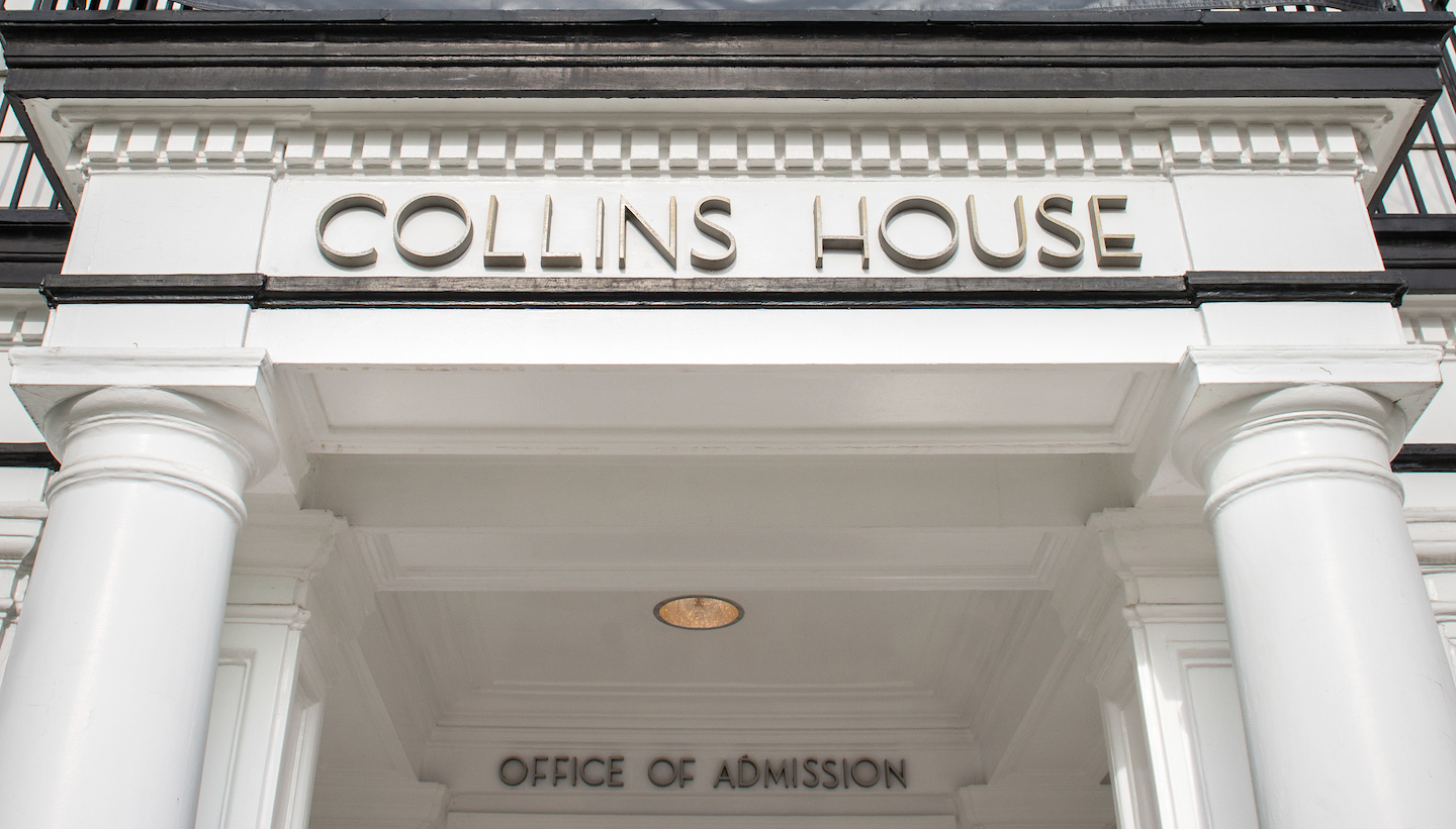 Occidental College Collins House - Office of Admission