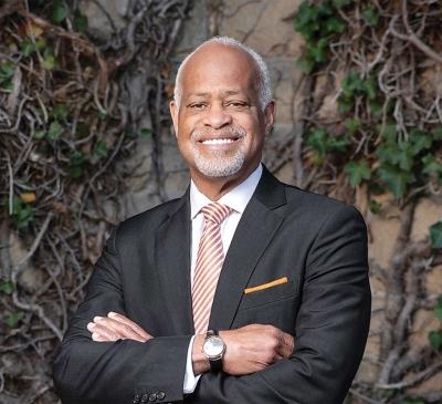 Oxy President Harry Elam Jr.