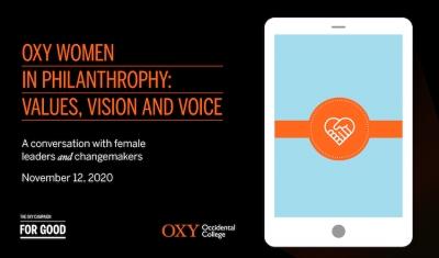 Oxy Women in Philanthropy