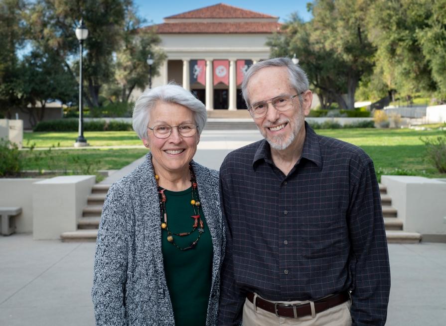 Stephen and Karen Casner