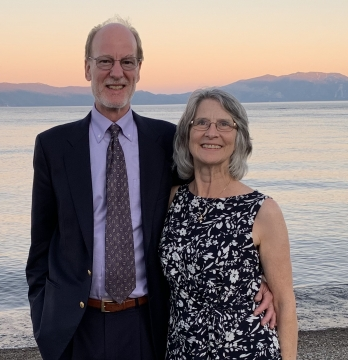 Scott and Joyce Berney Corbett
