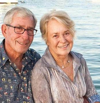 Linda and Tod White