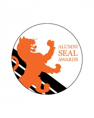 Alumni Seal Awards logo