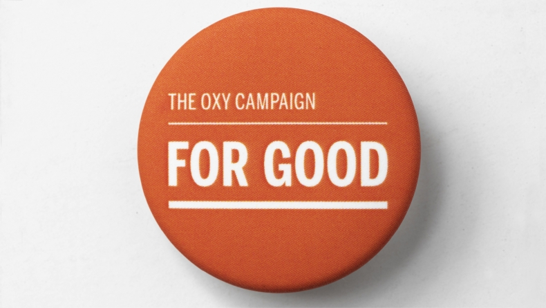 The Oxy Campaign For Good