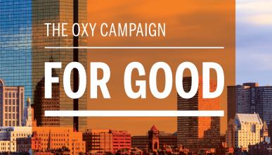 Oxy in Boston - October 28, 2019