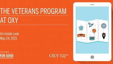 The Veterans Program at Oxy