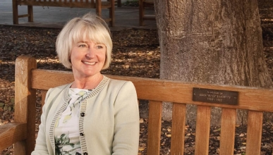 Alumna Anne Cannon '74