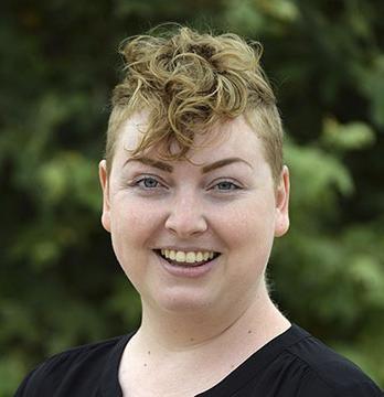 Student Alexis Morse