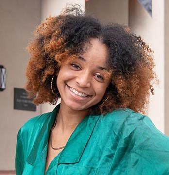 Student Sophia Brown
