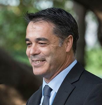 Alumnus Mark Garcia '87